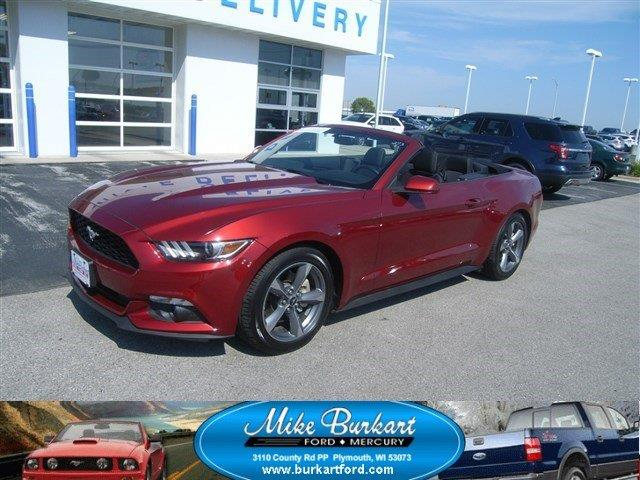 ford mustang for sale in plymouth wi. Black Bedroom Furniture Sets. Home Design Ideas