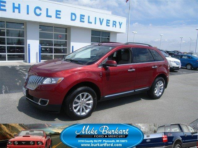 2013 Lincoln MKX for sale in Plymouth WI