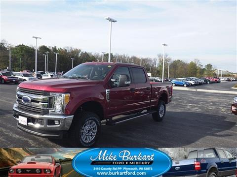 2017 Ford F-250 Super Duty for sale in Plymouth, WI