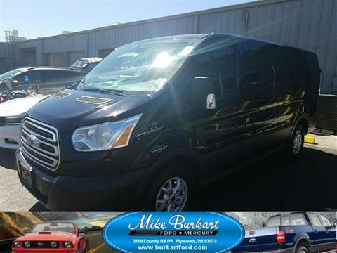 2016 Ford Transit Wagon for sale in Plymouth, WI