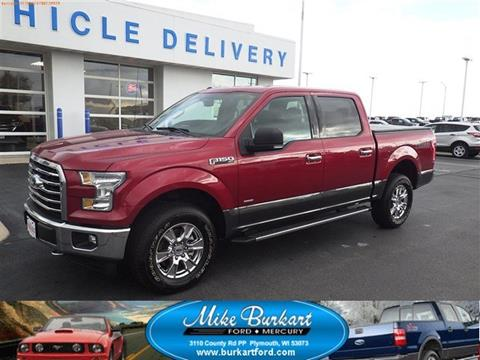 2017 Ford F-150 for sale in Plymouth, WI