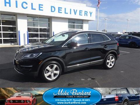 2017 Lincoln MKC for sale in Plymouth, WI