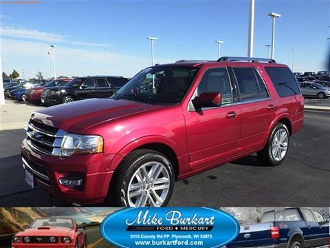 2017 Ford Expedition for sale in Plymouth, WI