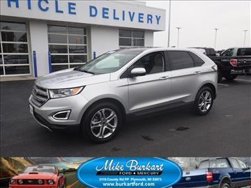 2016 Ford Edge for sale in Plymouth, WI