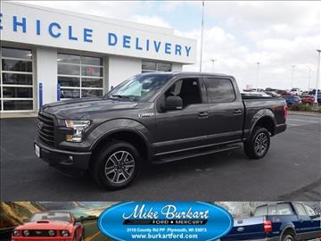 2016 Ford F-150 for sale in Plymouth, WI
