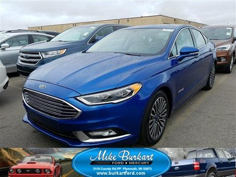 2018 Ford Fusion Hybrid For Sale In Greensboro Nc Carsforsale Com