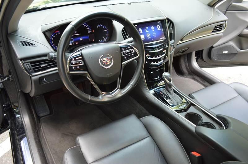 2013 Cadillac Ats 2.5L 4dr Sedan In Bloomfield NJ - Pristine Auto ...