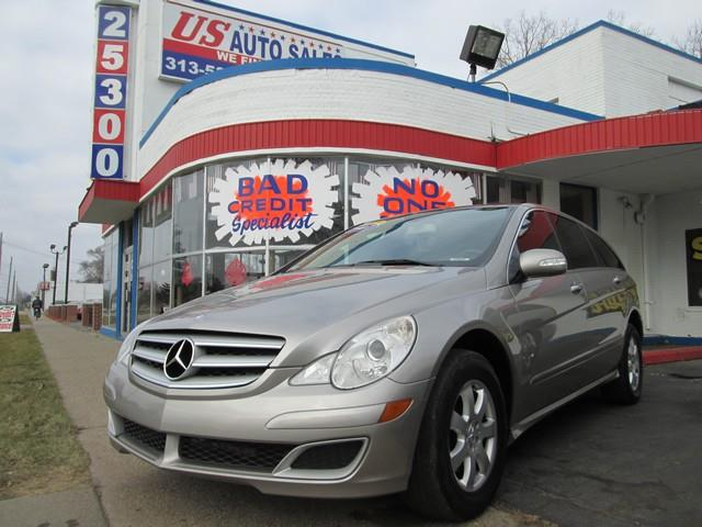 2007 mercedes benz r class r350 awd 4matic 4dr wagon for for 2007 mercedes benz r350 for sale