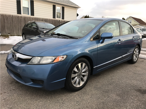 2010 Honda Civic for sale in Fall River, MA