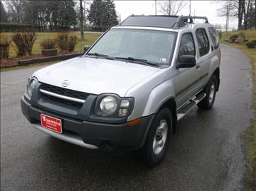 2002 nissan xterra for sale in boise id. Black Bedroom Furniture Sets. Home Design Ideas