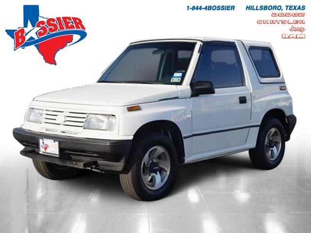 1995 GEO Tracker for sale in Hillsboro TX