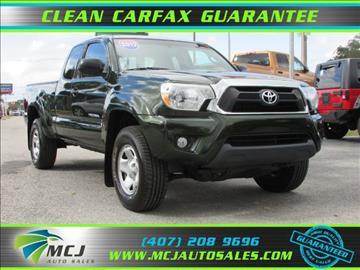 2012 Toyota Tacoma for sale in Orlando, FL