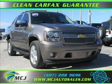 2011 Chevrolet Avalanche for sale in Orlando, FL