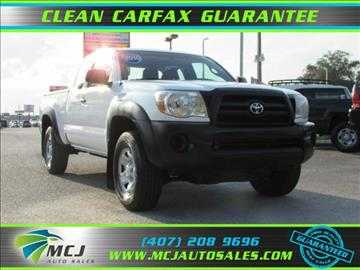 2010 Toyota Tacoma for sale in Orlando, FL