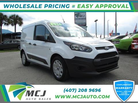 6053f28d70dfe5 2016 Ford Transit Connect Cargo for sale in Orlando