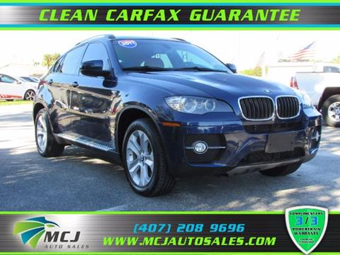 2011 BMW X6 for sale in Orlando, FL