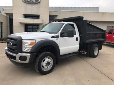2012 Ford F-550 for sale in Coon Rapids, IA