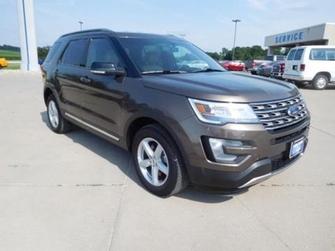 2016 Ford Explorer for sale in Coon Rapids, IA