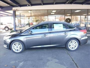 2017 Ford Focus for sale in Booneville, AR