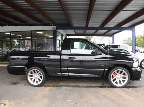 dodge ram pickup 1500 srt 10 for sale north dakota. Black Bedroom Furniture Sets. Home Design Ideas