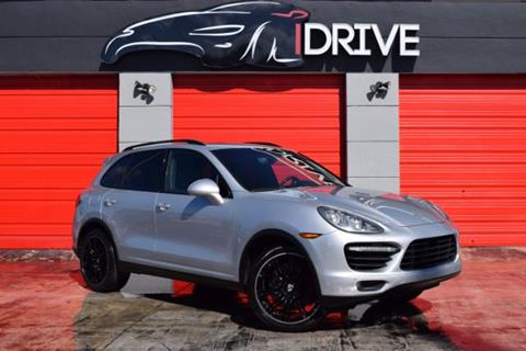 2011 Porsche Cayenne for sale in Miami Gardens, FL