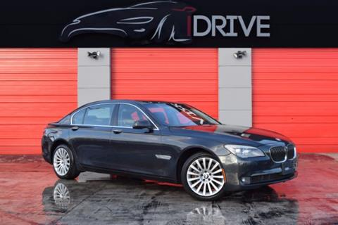 2011 BMW 7 Series for sale in Miami Gardens, FL