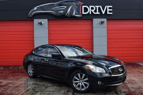 2011 Infiniti M37 for sale in Miami Gardens, FL