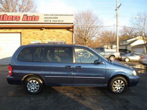 2005 Kia Sedona for sale in Omaha, NE