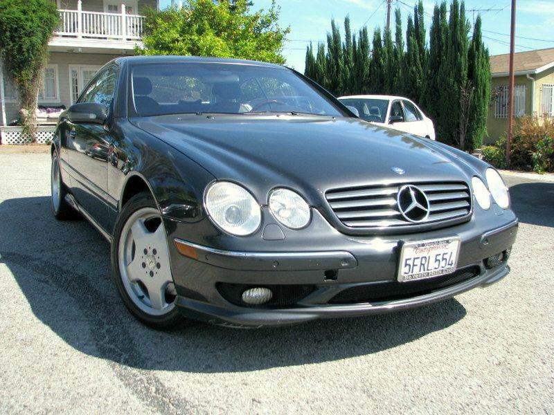 2001 mercedes benz cl class for sale in los angeles ca for 2001 mercedes benz cl500 for sale