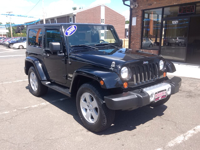 2008 Jeep Wrangler for sale in Chicopee MA