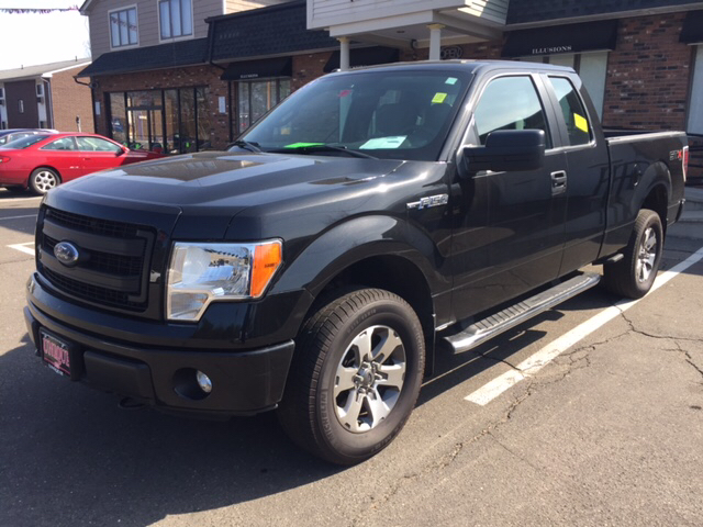 2013 Ford F-150 4x4 STX 4dr SuperCab Styleside 6.5 ft. SB - Chicopee MA
