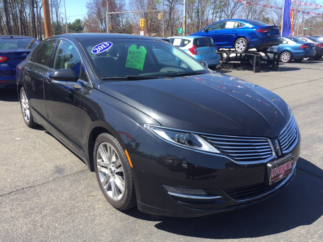 2013 Lincoln MKZ 4dr Sedan - Chicopee MA