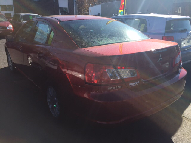 2012 Mitsubishi Galant Fe 4dr Sedan In Chicopee Ma