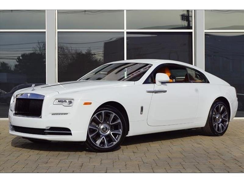 2019 Rolls Royce Wraith 2dr Coupe In Parsippany Nj Paul Miller