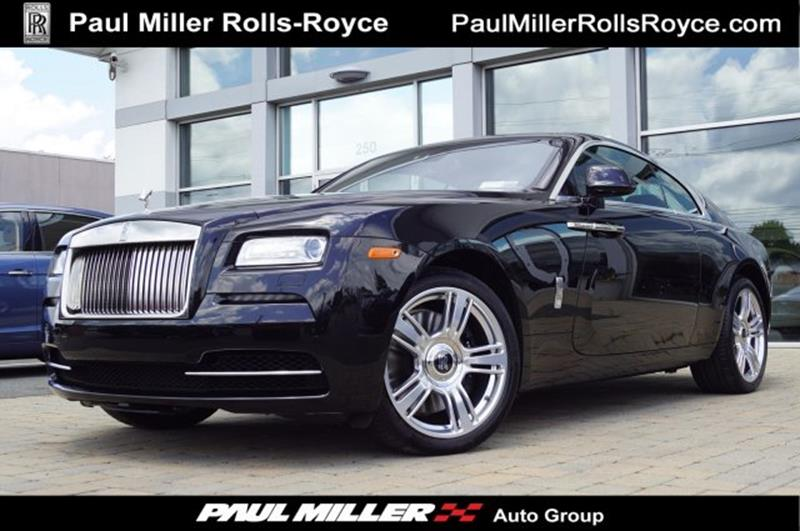2015 Rolls Royce Wraith 2dr Coupe In Parsippany Nj Paul Miller