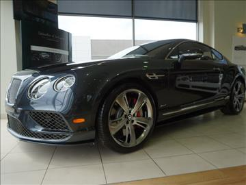 2017 Bentley Continental GT Speed for sale in Parsippany, NJ