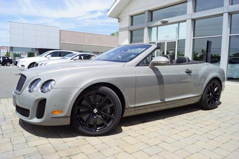 2011 Bentley Continental For Sale In Parsippany, NJ