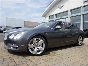 2014 Bentley Flying Spur for sale in Parsippany, NJ