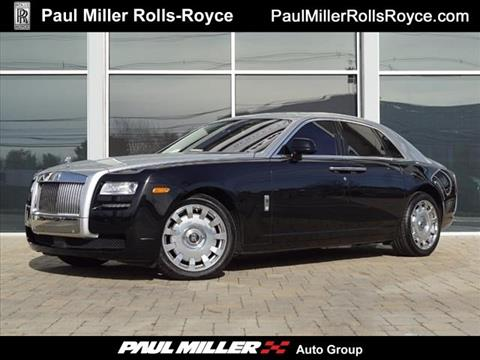 Rolls Royce Ghost For Sale In New Jersey Carsforsale Com