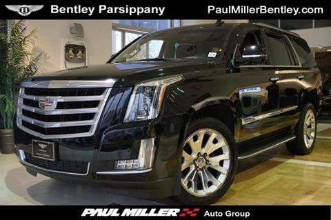 2015 Cadillac Escalade For Sale In New Jersey Carsforsale Com