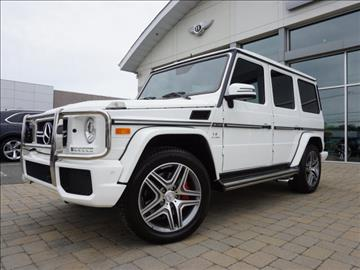 2015 Mercedes-Benz G-Class for sale in Parsippany, NJ