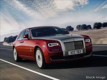 2017 Rolls-Royce Ghost Series II