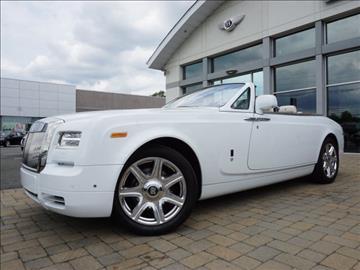 2015 Rolls-Royce Phantom Drophead Coupe for sale in Parsippany, NJ