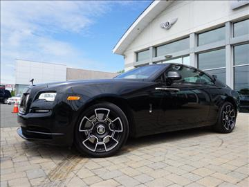 2017 Rolls-Royce Wraith for sale in Parsippany, NJ