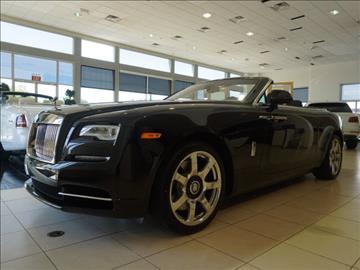 2017 Rolls-Royce Dawn for sale in Parsippany, NJ