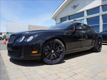 2010 Bentley Continental Supersports for sale in Parsippany, NJ