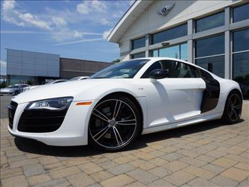 2012 Audi R8 for sale in Parsippany, NJ