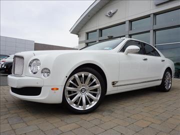 2016 Bentley Mulsanne for sale in Parsippany, NJ