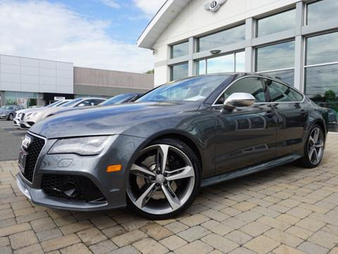 2014 Audi RS 7 for sale in Parsippany, NJ