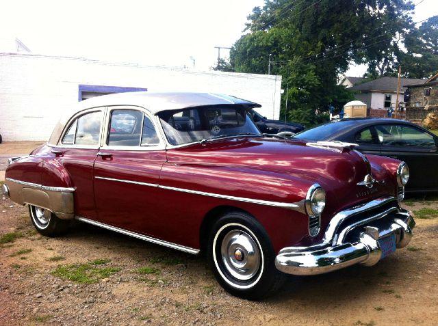 1950 oldsmobile 88 4 door sedan in fort smith ar midway for 1950 oldsmobile 4 door